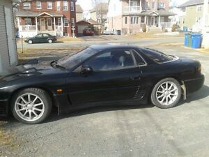 1991 Mitsubishi GTO twin turbo JDM