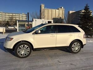 2008 Ford Edge Limited with Remote Start and Heated Seats!