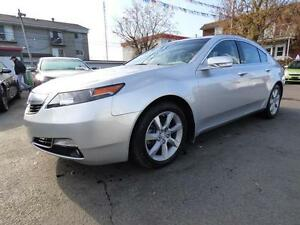 2012 ACURA TL (73,000 KM, TOIT, CUIR, BLUETOOTH, MAGS, FULL!!!)