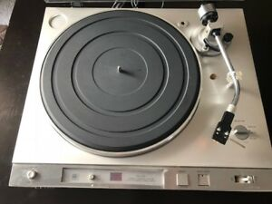 Sony Direct Drive Turntable PS - X35