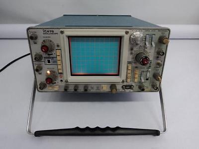 Tektronix 475 Oscillioscope  B3c