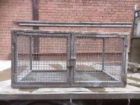 Dog Transport Crates -Suitable for Dog walkers