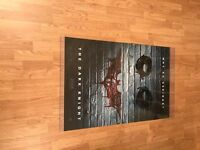 Large Hanging The Dark Knight v2 movie poster in plastic covering - 111cm x 68cm