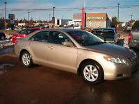LOW KMS CAMRY TOYOTA 2008  SEDAN