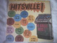 Vinyl LP Hitsville ! Pye Golden Guinea GGL 0202 1963