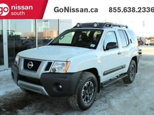 2014 Nissan Xterra PRO-4X: NAVIGATION, LEATHER, SUNROOF