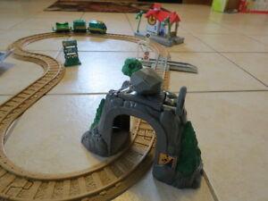 GeoTrax RailwayPlay Set