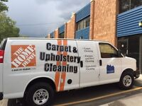 Home Depot Carpet Cleaning - Fall Special 3 Rooms & Hall $99