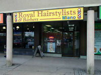 Hairstylist / Barber full-time wanted St Catharines