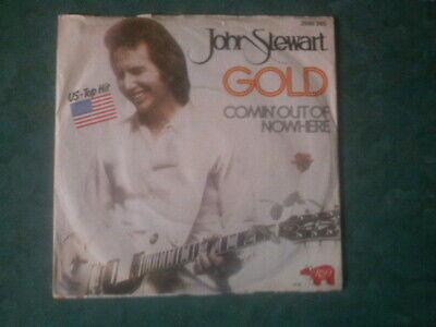7 inch Single GOLD von JOHN STEWART (1979)