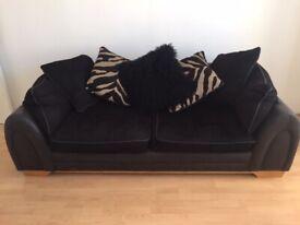 Comfy Sofa needs a home.