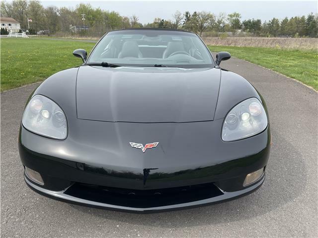2006 Black Chevrolet Corvette  3LT | C6 Corvette Photo 9