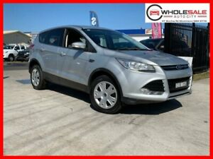 2013 Ford Kuga TF Ambiente Wagon 5dr Spts Auto 6sp, AWD 1.6T [Apr] Silver Sports Automatic Wagon Minchinbury Blacktown Area Preview