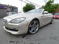 2012 BMW 650I XDRIVE CABRIOLET (ÉDITION
