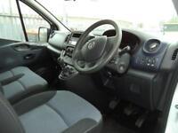 Vauxhall Vivaro L2 H1 2900 1.6 BITURBO 125PS ECOFLEX COMBI 9 SEAT EURO 6 (2017)