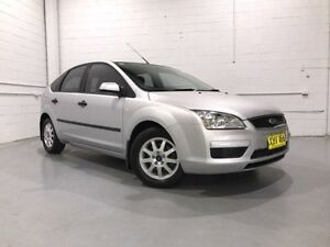 2006 Ford Focus LS CL Silver 5 Speed Manual Hatchback Windsor Hawkesbury Area Preview