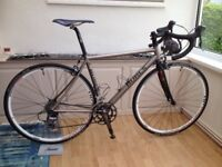 Burls Titanium Road Cycle, to suit 5'10 ; to 6' rider. Full Ultegra Groupset.........