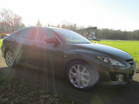 2008 (58) Mazda Mazda6 2.0TD ( 140ps ) Sport ***FINANCE ARRANGED***