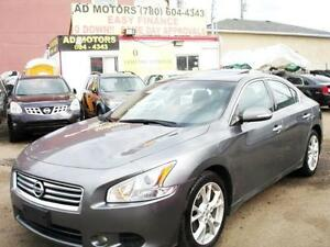 "CHEAPEST!!.2014 NISSAN MAXIMA LEATHER SUNROOF ""NO ACCIDENT"" AUTO"