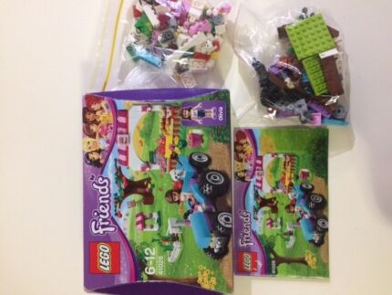 Lego City Camper Caravan Plus Instruction Manual Toys Indoor
