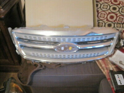 Taurus SHO GRILLE 2012 Chrome Platinum Silver Very NiCe Ford OEM 10 11 12 2010
