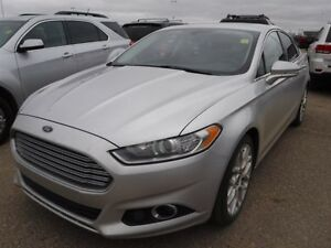 2013 Ford Fusion Titanium, PST paid, leather, sunroof, rem. star