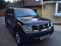 Nissan Navara 2.5 SE - One Lady Owner from new - Immaculate inside and out