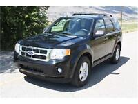 2010 Ford Escape XLT 4WD BLOWOUT PRICE $13880!!!