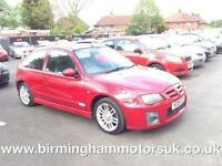 2005 (05 Reg) MG ZR 1.4 105 3DR Hatchback RED + LOW MILES