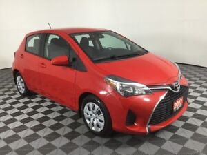 2017 Toyota Yaris LE/One Owner/ Certified/ Clean Carproof