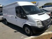 2012 Ford Transit VM MY08 Mid (MWB) White 6 Speed Manual Van St James Victoria Park Area Preview
