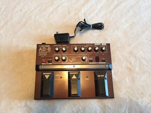 Boss AD-8 Multi-Effects Guitar Effect Pedal