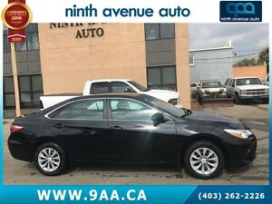 2016 Toyota Camry LE 4dr Sedan, 2.5 4cyl, Back up camera