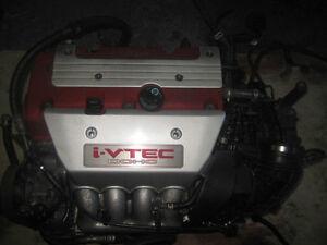 ACURA RSX DC5 K20A DOHC i-VTEC TYPE R ENGINE JDM DC5 K20A MOTOR