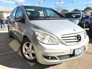 2007 Mercedes-Benz B180 CDI W245 MY08 Silver 7 Speed Constant Variable Hatchback Maidstone Maribyrnong Area Preview