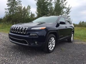 Jeep Cherokee - Limited -  Toit Ouvrant Panoramique - Gps - 2016
