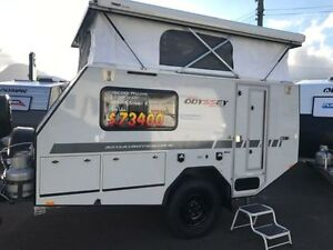 2017 Australian Offroad Camper Odyssey Series II Camper Trailer Unanderra Wollongong Area Preview
