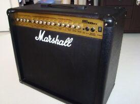 Marshall dfx 100 watt combo guitar amplifier