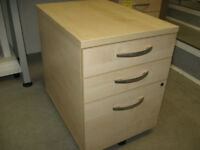 Pedestal 3 drawer