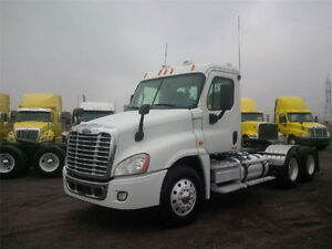 2010 FREIGHTLINER CASCADIA DAY CAB - HEAVY SPEC - $1059/mo -WDTI