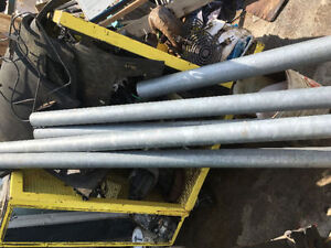 Pipes- Galvanized for sale