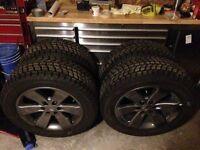 275 55 R 20 f 150 winter tire pneus hiver oem