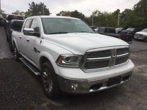 2015 Ram 1500 ECODIESEL-NAVIGATION-LEATHER