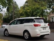 2017 Kia Carnival YP MY18 SI White 6 Speed Sports Automatic Wagon Medindie Walkerville Area Preview