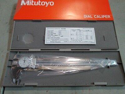 Mitutoyo 505-746 Dial Caliper 0-12 Old Part Number 505-677 Newunused
