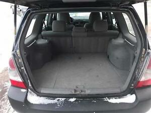 2006 Subaru Forester 2.5X Kitchener / Waterloo Kitchener Area image 4