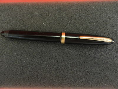 VINTAGE  SHEAFFER  14K Feather Touch #5 FOUNTAIN PEN