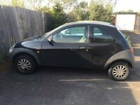 Ford KA - SELLING FOR PARTS DUE TO FAILED MOT BUT HAS NEW BATTERY AND TWO NEW TYRES!