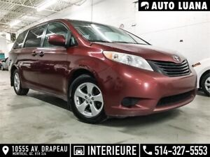 2011 Toyota Sienna 7 PLACES/MAGS/GRP ELEC/SUPER PROPRE