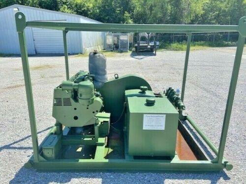 Wheatley P-323 Triplex Pump Package